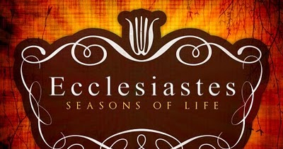 a literary analysis of ecclesiastes An outline of the book of ecclesiastes is not easily developed solomon did not chiefly persuade his audience by a simple progression of logical thoughts but instead.