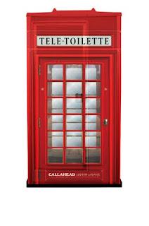 Tele-Toilette Portable Toilet