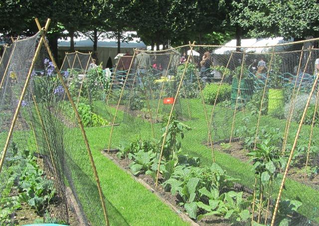 Le vieux clos jardins jardin aux tuileries for Jardin aux tuileries