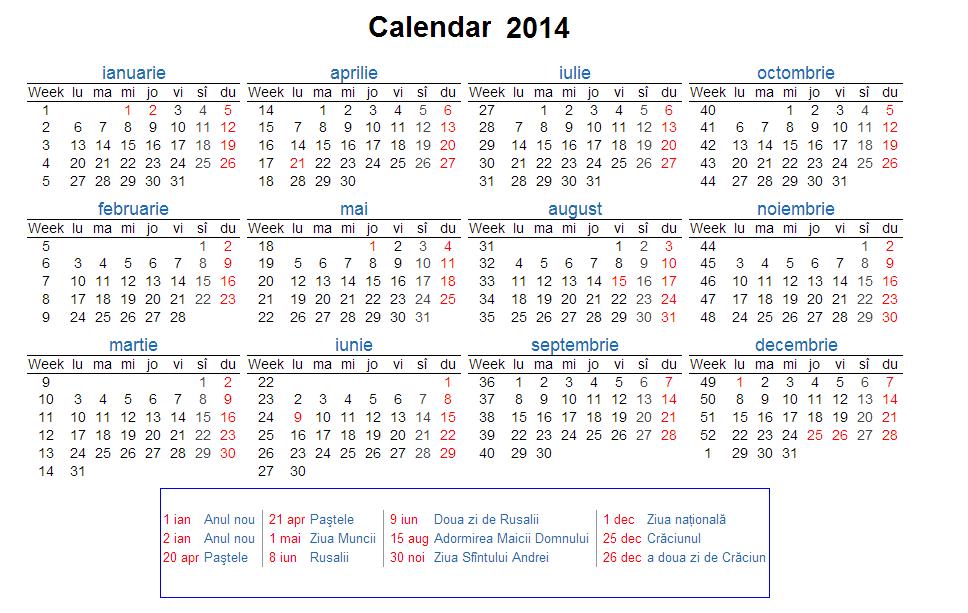 Calendar 2015 Cu Saptamani | Search Results | Calendar 2015