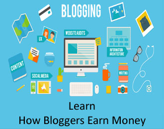 How Bloggers Earn Money