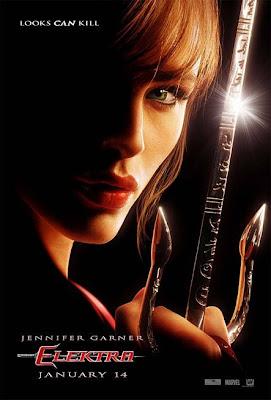 Watch Elektra 2005 BRRip Hollywood Movie Online | Elektra 2005 Hollywood Movie Poster