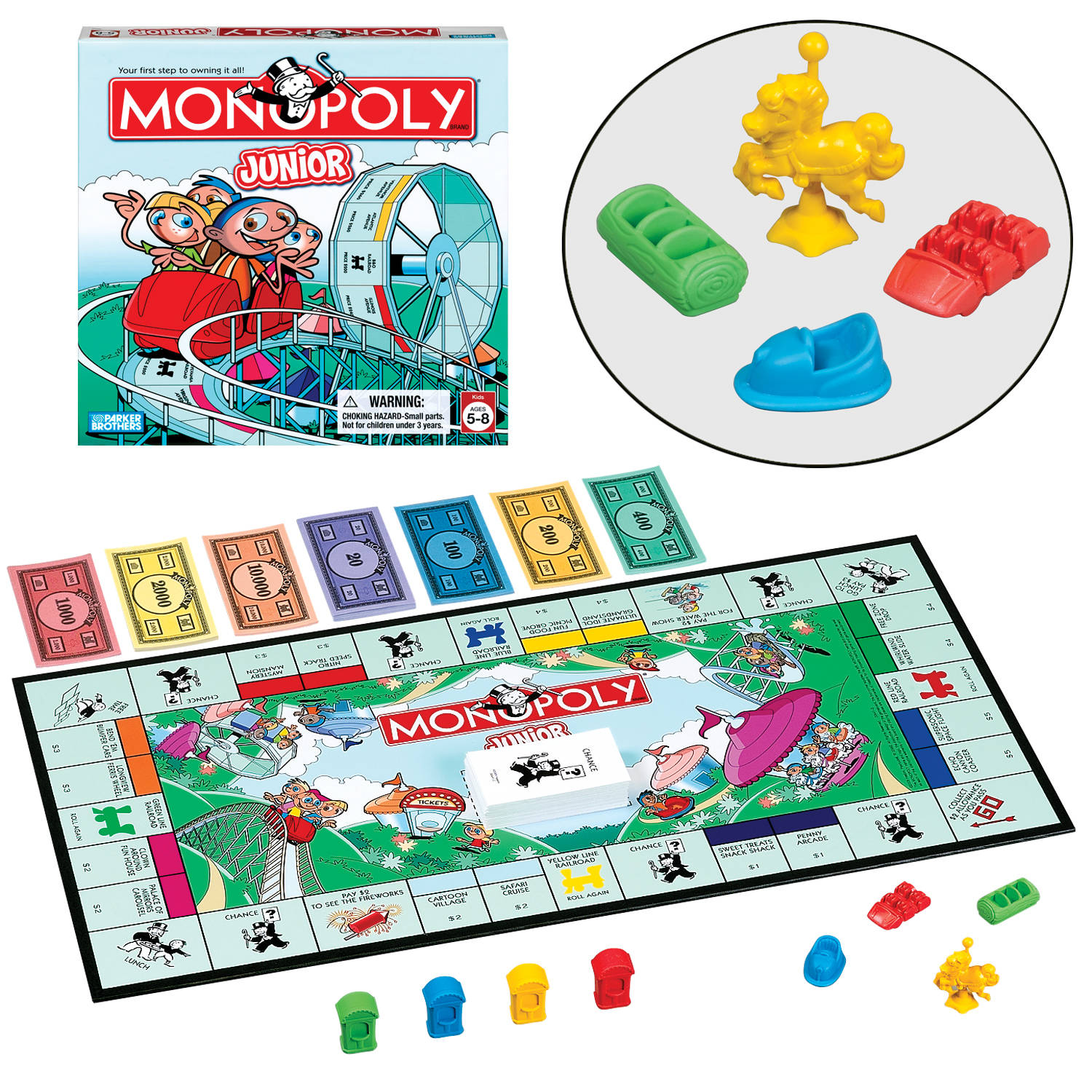What I Do More Monopoly