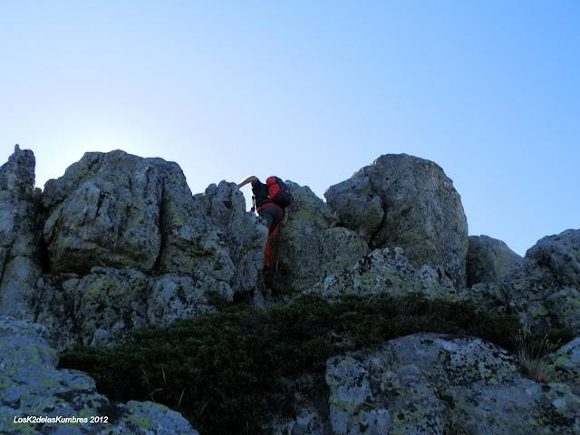Riscos de Emburriaderos, Navacerrada