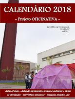 Calendário / Agenda OFICINATIVA 2018