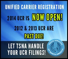 2014 Unified Carrier Registration Ucr Renewal Truck