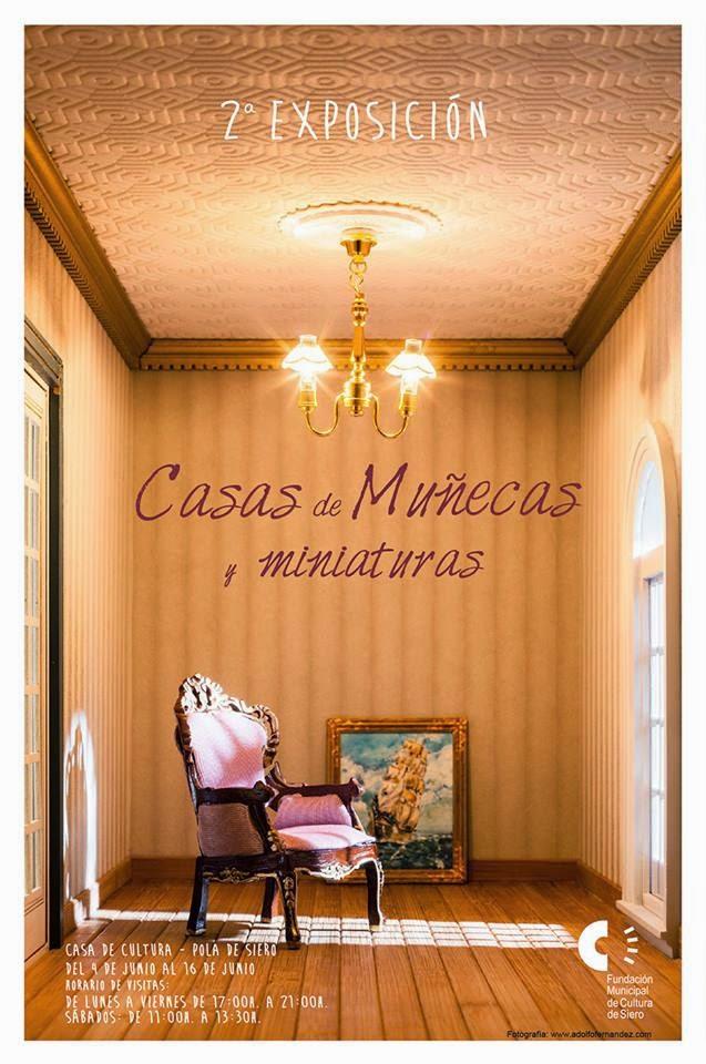 2ª Exposición de Casas de Muñecas y miniaturas.