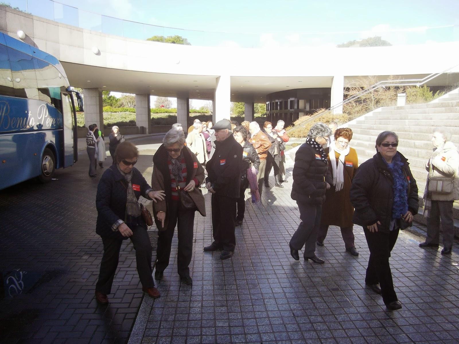 Casa de salamanca en madrid 26 de febrero del 2014 visita a la ciudad financiera del banco de - Casas de banco santander ...