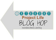 Project Life Blog Hops