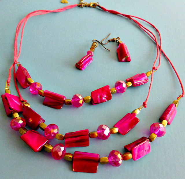 Diva-candy-bead-necklace-earrings