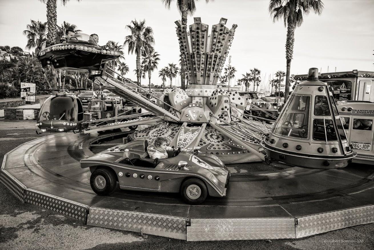 Kiddie Ride, Le Lavandou