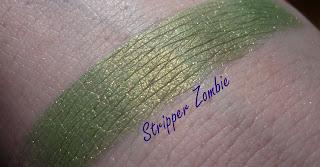 Notoriously Morbid Stripper Zombie