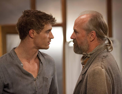 Max Iros y William Hurt (Jared y Jeb)