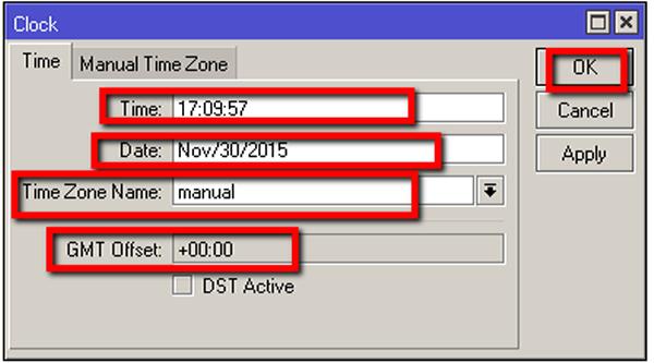 شرح خطوات اعداد برنامج Winbox فى سيرفر المايكروتك Mikrotik  2