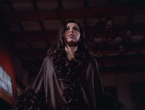 Lina Romay dans la comtesse perverse