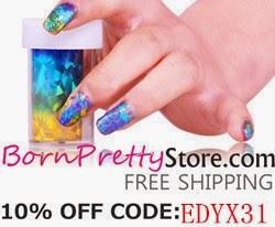 Born Pretty Store EDYX31