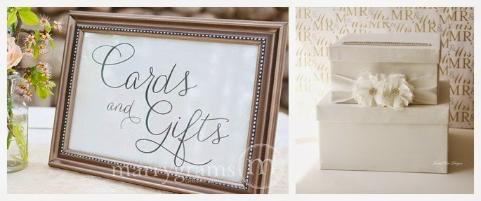 Card Box Gift Wedding Security