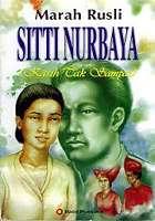 Resensi Novel Siti Nurbaya