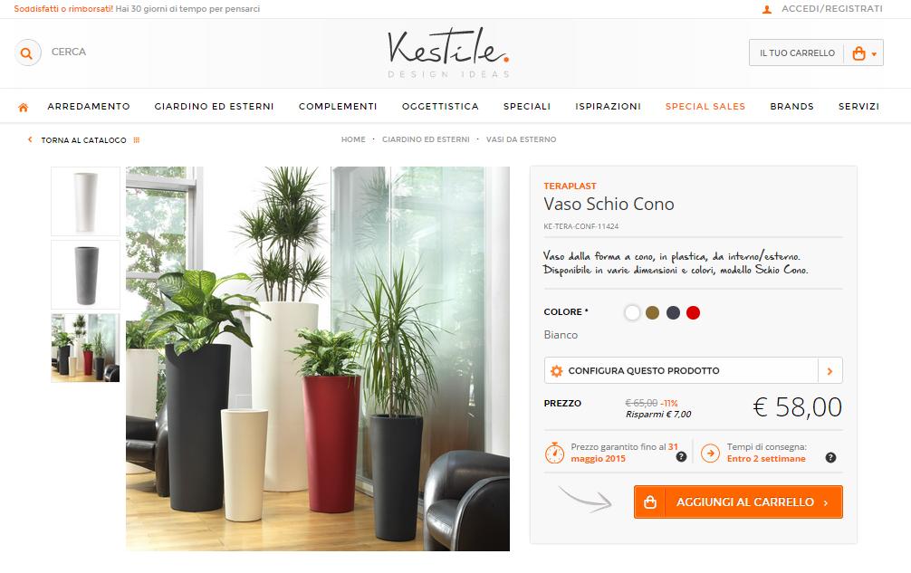 Progettare spazi verdi kestile 10 euro di sconto for Progettare spazi verdi