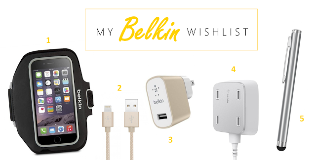 My Belkin Wishlist | Awesome in Manila