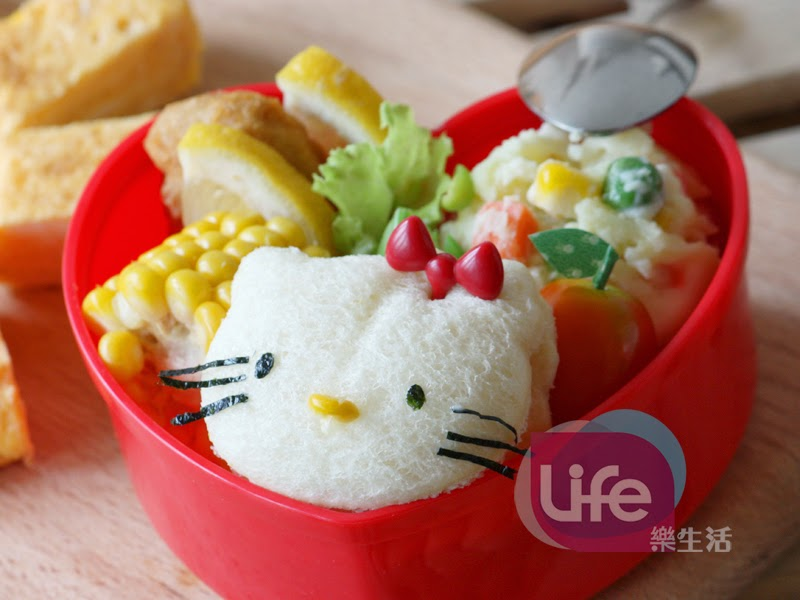 Life樂生活: Hello Kitty 便當