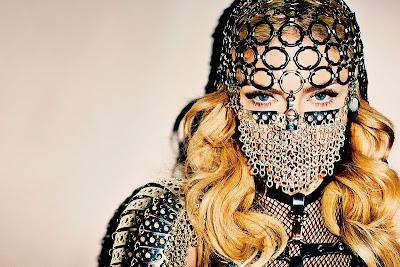 Madonna Terry Richardson Harpers bazaar 2013