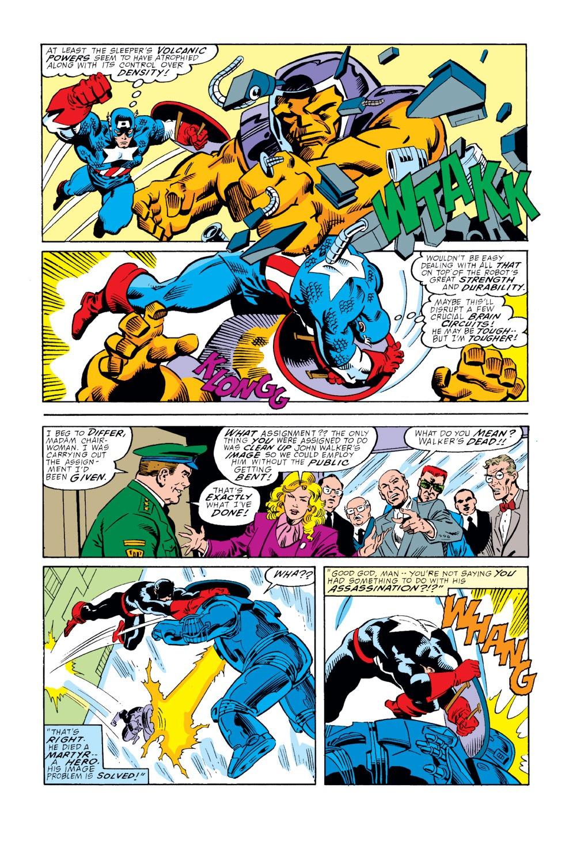 Captain America (1968) Issue #354 #286 - English 17