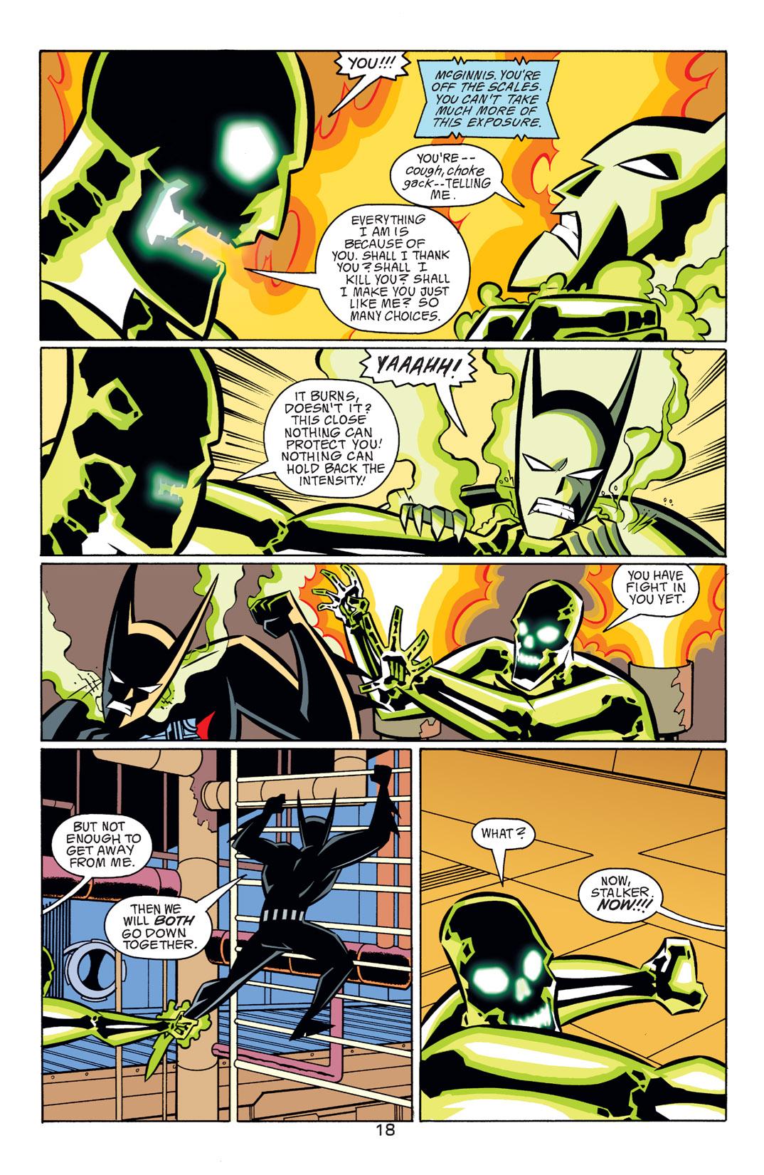 Batman Beyond [II] Issue #18 #18 - English 19