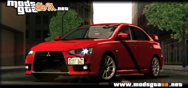 SA - ENB Series Good v2.5