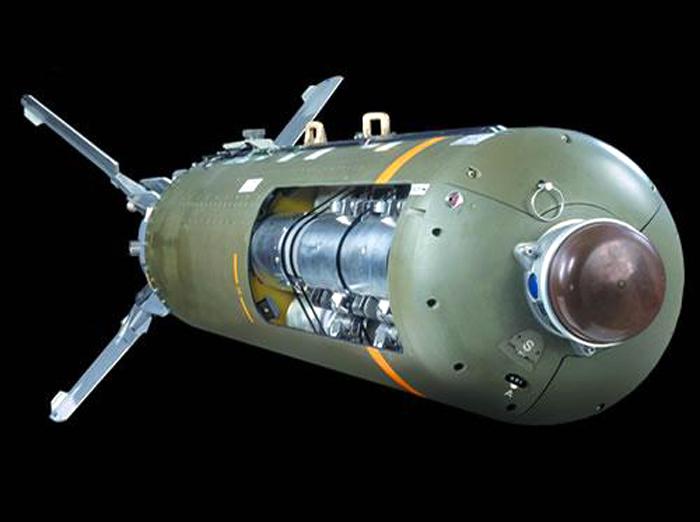 CBU-105 Bomb