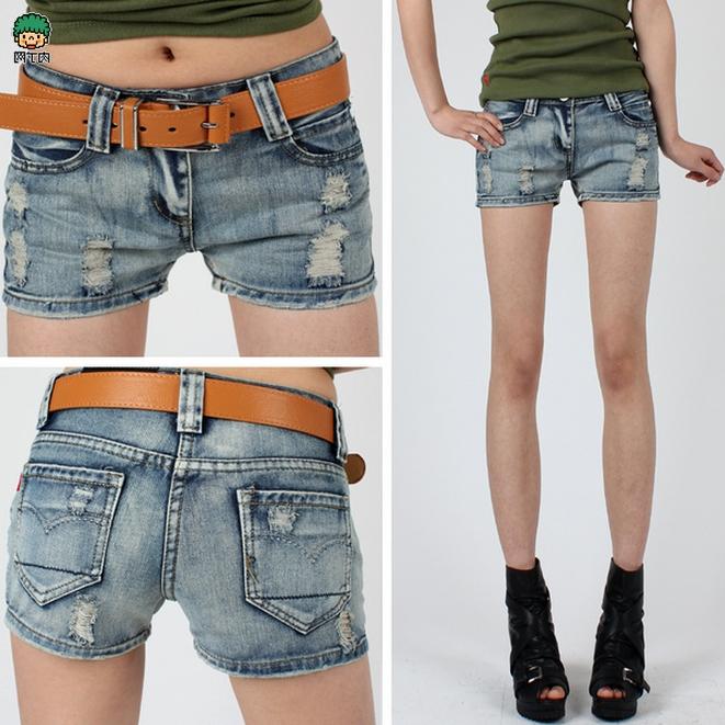 Шорты джинсовые сшить 24