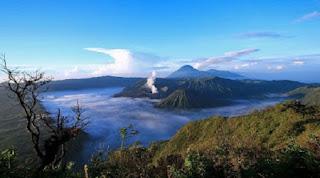 Keindahan Gunung Bromo yang Menakjubkan