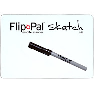 Flip-Pal Mobile Scanner Sketch Kit