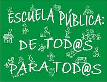 DE TODOS Y PARA TODOS