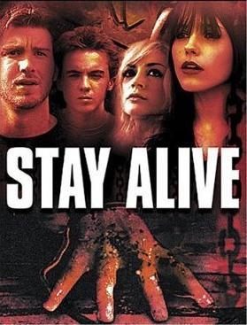 my movie review imdb copyright stay alive 2006