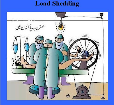 electicity load shedding Load shedding is when there is not enough electricity available to meet the demand of users, it could be necessary to interrupt supply to certain areas.