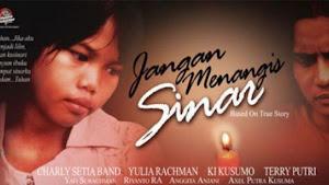 film indonesia jangan menangis sinar akan rilis 16 mei 2013, cerita cinta