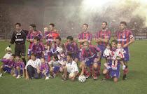 CAMPEON COPA MERCOSUR 2001