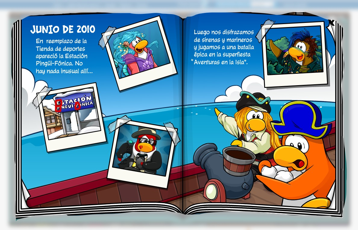 how to get into the secret agency in club penguin