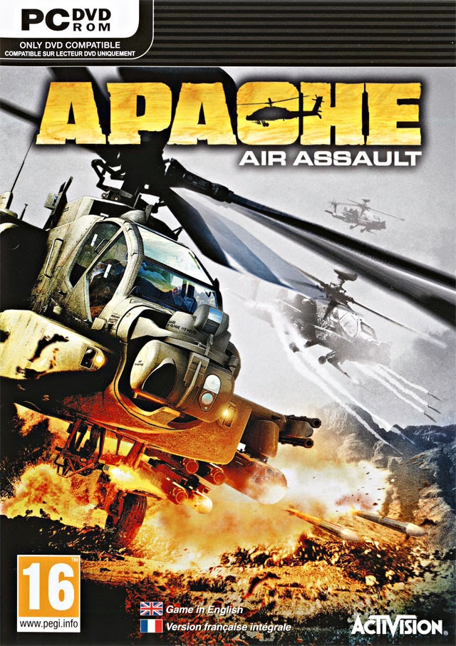 لعبة حروب الطائرات الاباتشى الرائعة Apache Air Assault حصريا تحميل مباشر Apache+Air+Assault