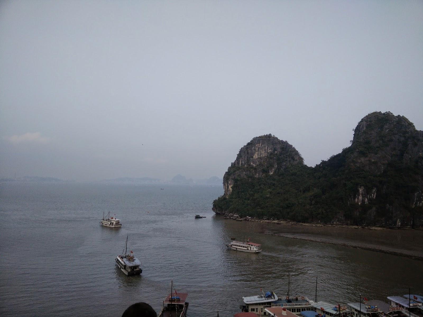 Вьетнам фото Халонг