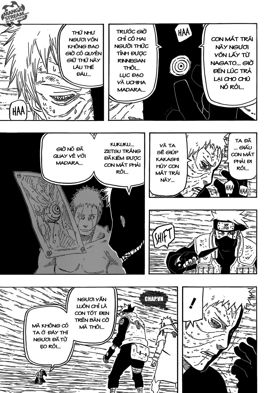 Naruto chap 659 Trang 9