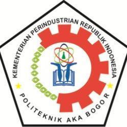 logo Politeknik AKA Bogor