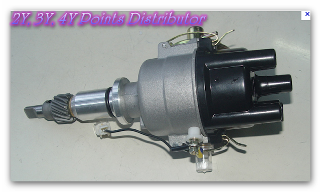 distributors toyota 4y supercharged rebuild so what are these distributors good for lots they are the only distributor system on 2y 3y 4y that can be highly modified