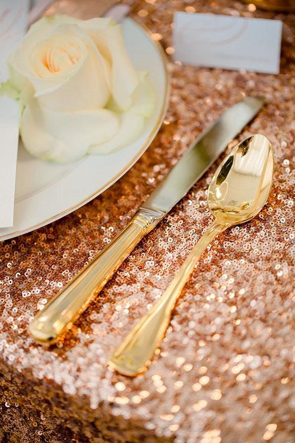 http://www.weddingchicks.com/2014/02/19/glamorous-rose-gold-wedding/