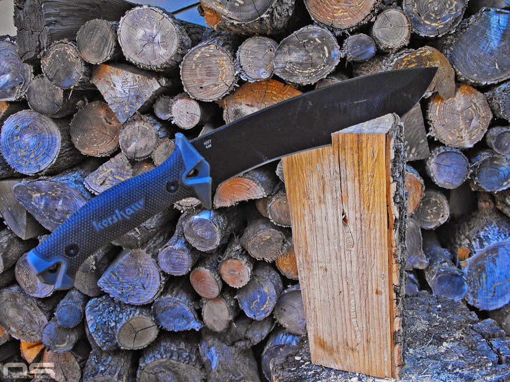 review testing wood splitting