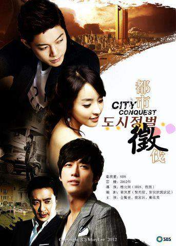 City Conquest Korean Drama SrizKhjUzoosinl...