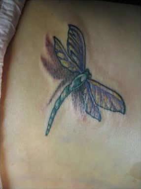 Dragonfly Tattoo Designs