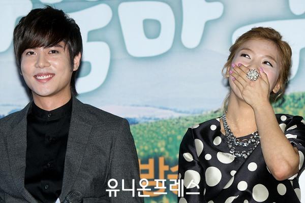"""[DRAMA] 23/08/2011 - Kim KyuJong @ """"Saving Mrs. Go BongShil"""" 26"""