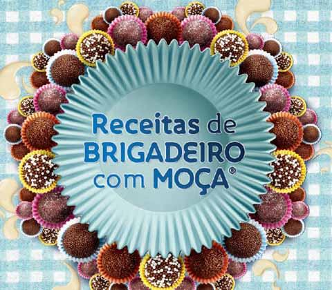 Download Receitas de Brigadeiro com Moça